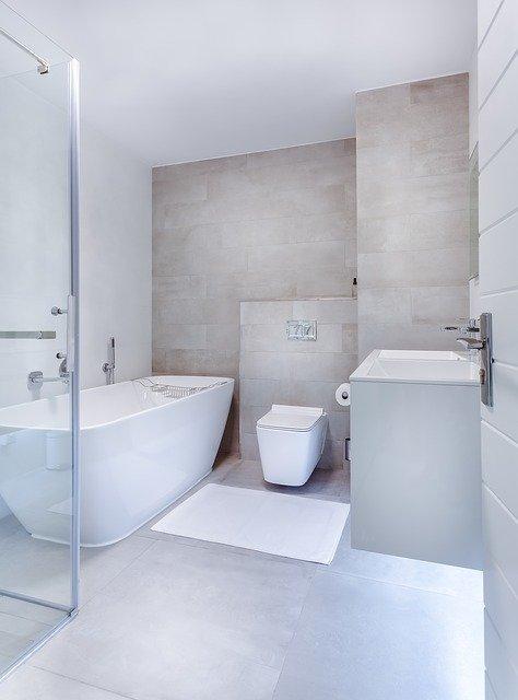 Small bathroom renovation in Golden, Colorado