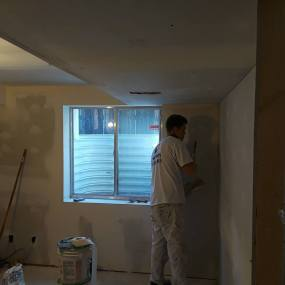 General contractor working on home improvements in Arvada, CO