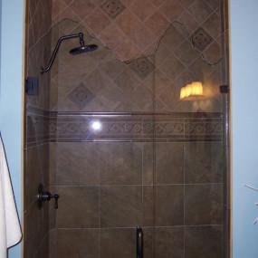 Bathroom remodeling for walk in shower