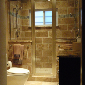 Bathroom renovation completed in Golden, CO