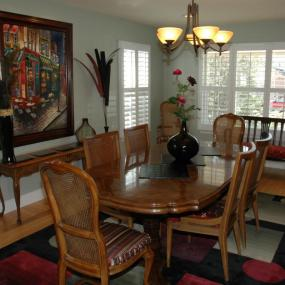 Home improvement in Golden, CO home dining room