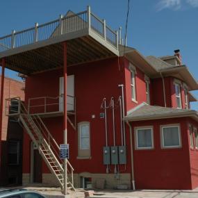 Custom balcony home addition in Denver, CO